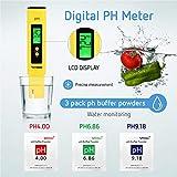VIVOSUN PH Meter Digital PH Tester Pen for Water
