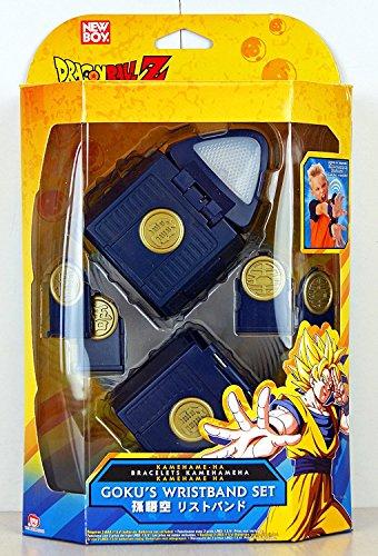 Dragon Ball Z Kamehame-Ha Wrist Bands - Goku's Wrist Band -