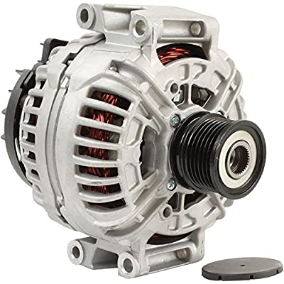 DB Electrical Abo0326 Alternator For Dodge Freightliner Sprinter Van 2.7 2.7L Diesel 2005 2006 05 06 0-124-625-020 5117587AA, 5117587AB 012-154-11-02, 013-154-11-02, A013-154-11-02: Automotive