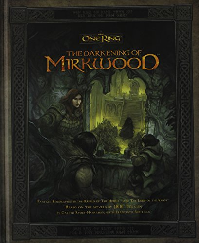 Darkening of Mirkwood (One Ring) Hardcover – 30 July 2014