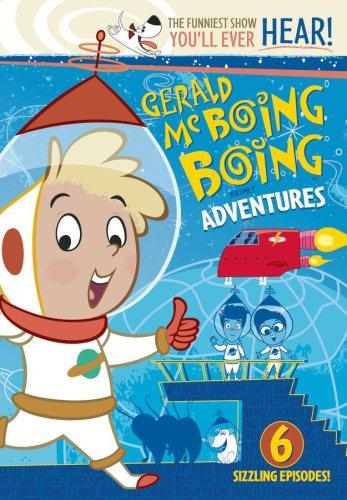 Gerald Mcboing Boing Dvd
