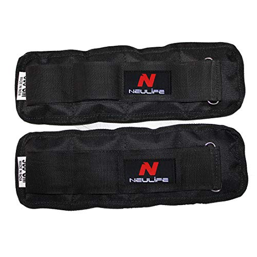 Neulife Wrist/Ankle Weights 1 kg (500 Gram Each x 2 pc) Price & Reviews