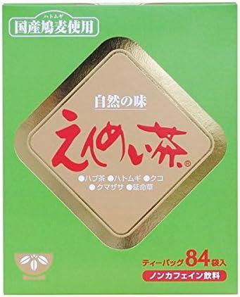 黒姫和漢薬研究所えんめい茶ティーバッグ84袋入×2セット