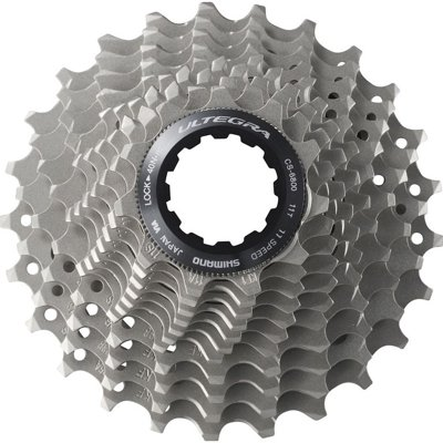 SHIMANO 6800 Ultegra 11-Speed Cassette, 11-32T (Best Cassette For Climbing)