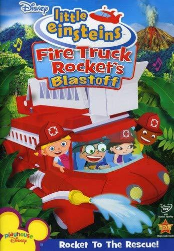 Disney Little Einsteins: Fire Truck Rocket's Blastoff ()