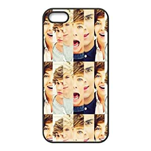 1D Group iPhone 4 4s Cell Phone Case Black Phone cover F7621824
