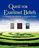 Quest for Examined Beliefs, Gossai, Hemchand, 1621313786