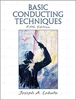 Basic Conducting Techniques (5th Edition)