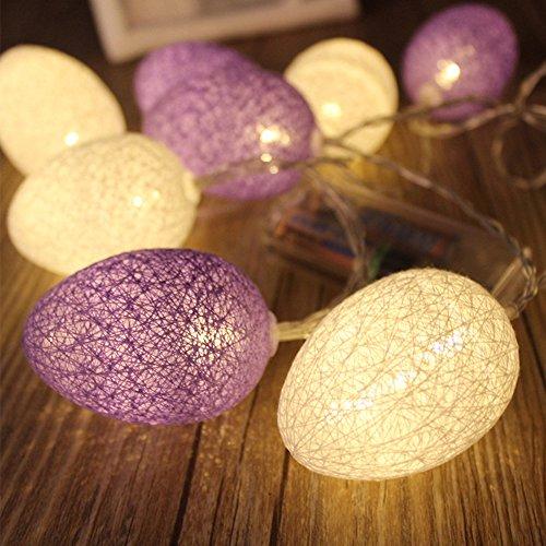 Easter Egg Led Lights in Florida - 7