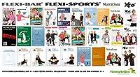 FLEXI-BAR® Standard + Einführungs-DVD + Trainingsplan + 30 Tage ALLE...