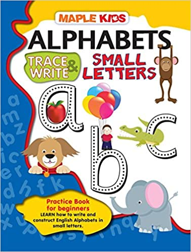Buy alphabets trace write small letters abc book online at low buy alphabets trace write small letters abc book online at low prices in india alphabets trace write small letters abc reviews ratings amazon expocarfo Gallery