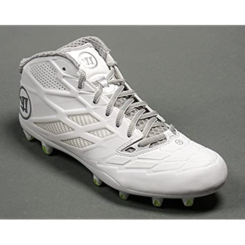 5fb41311a 85%OFF Warrior Lacrosse Burn 8.0 Mid Cleat - kaneusa.org