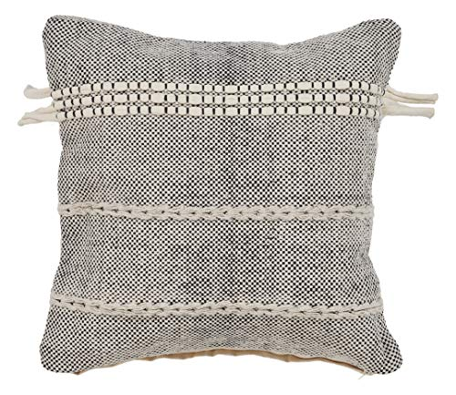 L.R. Resources Zanthia Banded Indoor Throw Pillow, 20
