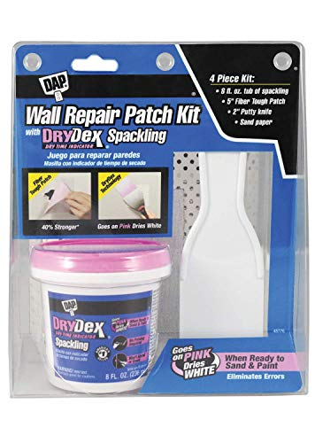 Patch Spackling - 3