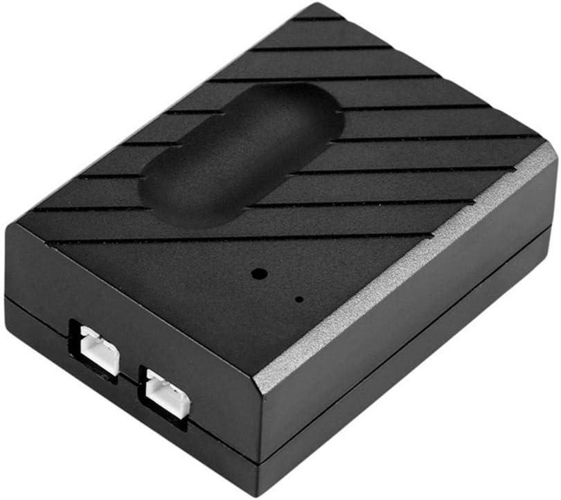 duhe189014 Abridor de Garaje Inteligente inalámbrico Abridor de Garaje Compatible con iOS o teléfono Inteligente Android Cifrado Seguro AES de 16 bits Seguro y fácil de Usar