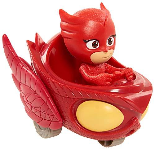 PJ Masks Mini Wheelie Vehicle Owl Glider - Owlette