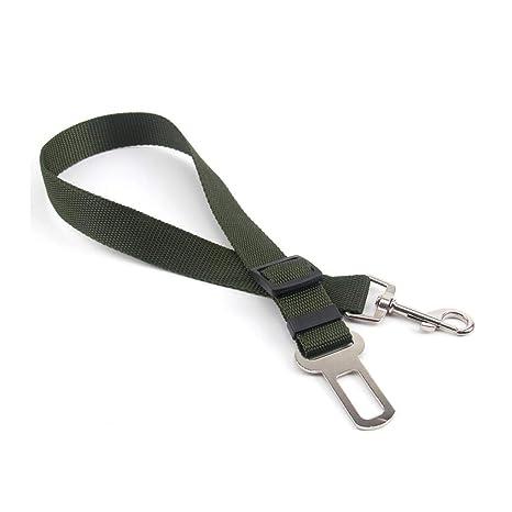 XIAOLANGTIAN Nylon Perro Cinturón De Seguridad del Coche Protector ...