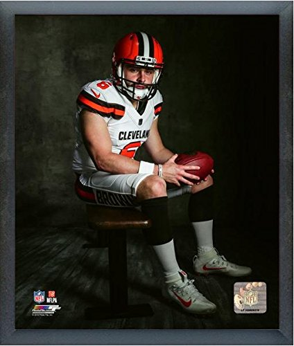 Baker Mayfield Cleveland Browns Posed Photo (Size: 17