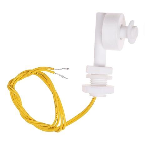 SODIAL(R) Interruptor Sensor Indicador Horizontal Nivel de Agua Aceite Tanque Piscina