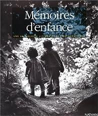 Mémoires d'enfance par Nathalie Azoulai