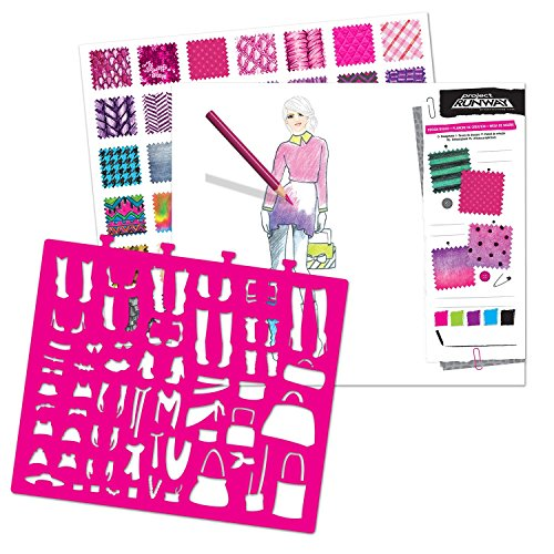 Project Runway Fashion Design Sketch Portfolio Limited Release Chic Realevaluation Com