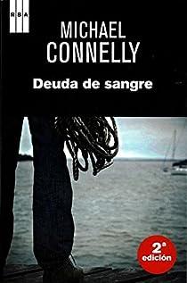 Deuda de sangre par Connelly