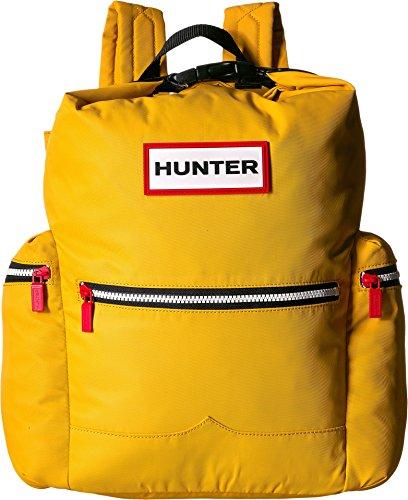 Price comparison product image Hunter Unisex Original Backpack Nylon Yellow One Size