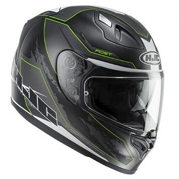 HJC FG-ST BESTY MC4SF Casco para moto, talla XS, color negro
