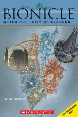 Metru Nui : City Of Legends (Bionicle)
