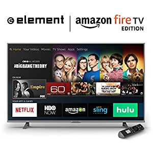 All-New Element 50-Inch 4K Ultra HD Smart LED TV - Fire TV Edition