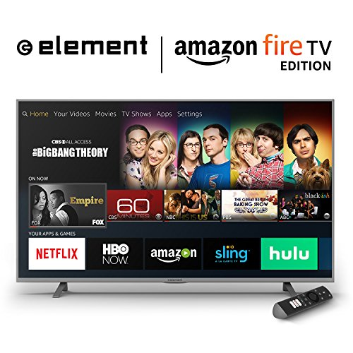 All-New Element 4K Ultra HD Smart