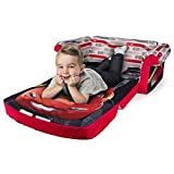 Marshmallow Furniture Childrens Upholstered 2 in 1 Flip Open Sofa, Disney Pixar Cars 3, by Spin Master