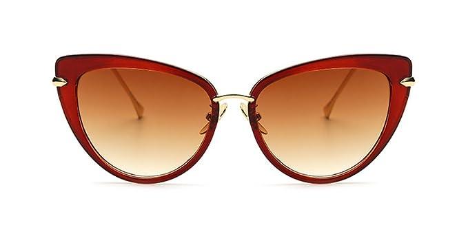 ZEVONDA Último estilo Alta Calidad Gafas de sol de Gran ...