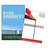 Dr. John Townsend Boundaries Set - Boundaries: When to Say Yes, How to Say No to Take Control of Your Life (Softcover) , Beyond Boundaries: Learning to Trust Again in Relationships (Hardcover)