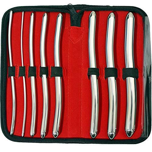 SurgicalOnline 8 Hegar Dilator Sounds Set 7.5