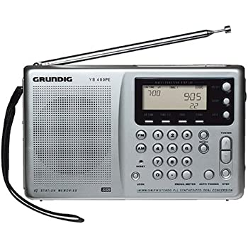 Amazon.com: ETON Grundig YB400PE AM/FM Shortwave Radio