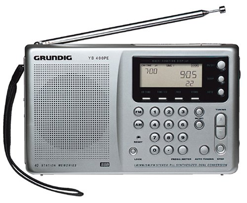 ETON Grundig YB400PE AM/FM Shortwave Radio