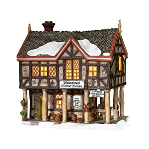 Department 56 dickens 39 village plumstead for Department 56 dickens village most valuable