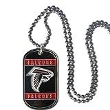 NFL Atlanta Falcons Dog Tag Necklace