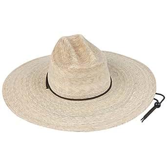 Tula Hats Lifeguard Hat - Straw S/M