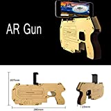 AR Gun distributor wanted Reality Experience wood AR gun game kids toy guns Viewing Augmented Reality AR Bluetooth Game Gamepad [Energy Class A+]
