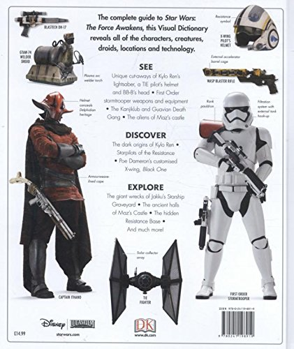 Star Wars Force Awakens Visual Dictionary Pdf