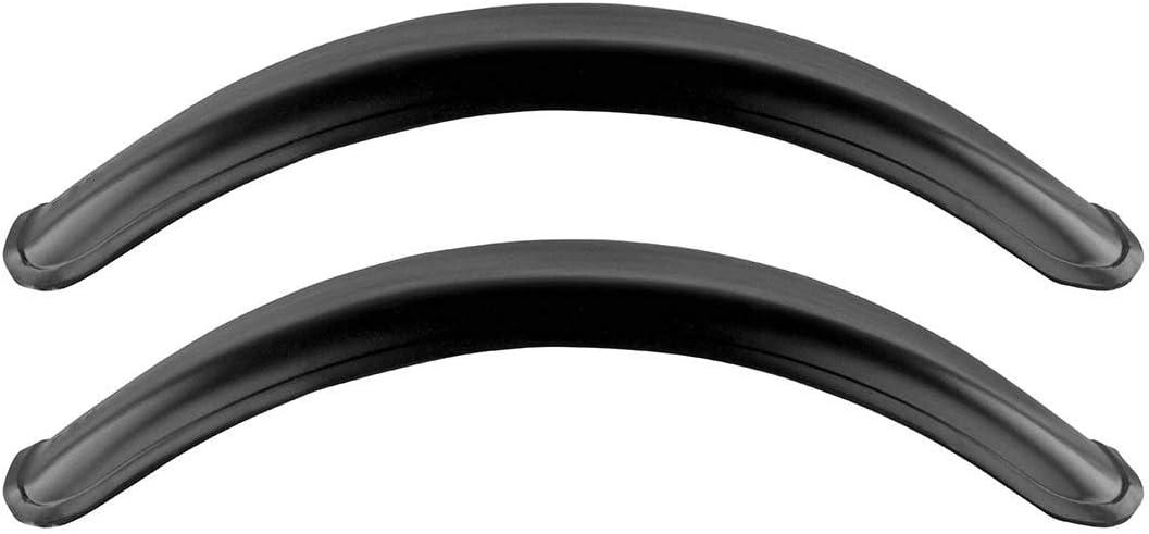 f/ür Traktoren UV-best/ändig Vorderrad-Kotfl/ügel R/äder Trecker 355 x 1245 mm Kotfl/ügel Bereifung Vorderrad Schlepper Reifen 2 Stk Vorderr/äder