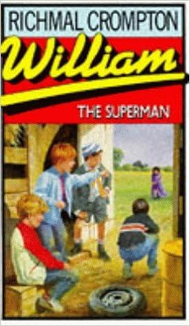 Book William the Superman