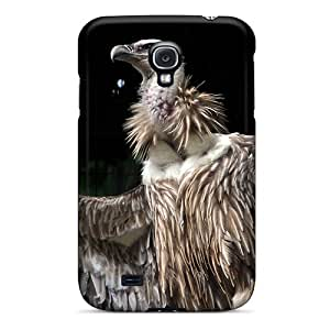 Sanp On Case Cover Protector For Galaxy S4 (himalayan Griffon Vultures)