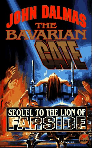 book cover of The Bavarian Gate
