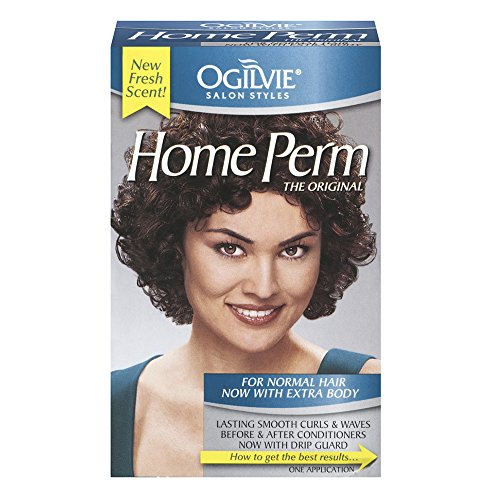 Ogilvie Home Perm for Normal Hair, 0.93 Ounce