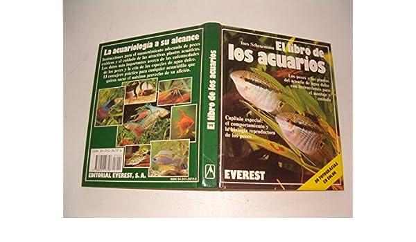 El libro de los acuarios (Spanish) Hardcover – 1998