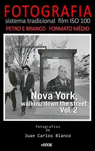 Nova York, walking down the street Vol. 2: Un projeto pessoal