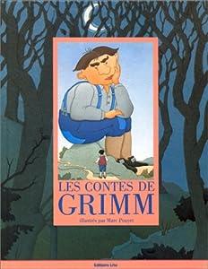 Album Les contes de Grimm [French] Book